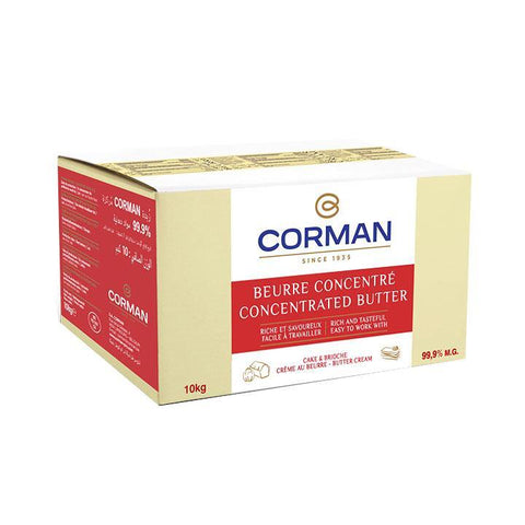 ΒΟΥΤΥΡΟ EXTRA CREME AU BEURRE CONCENTRATED 99.9% ΜΕ ΒΑΝΙΛΙΝΗ CORMAN