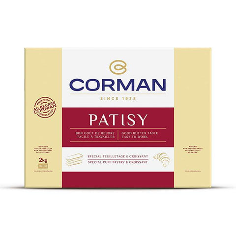 PATISY MIXED FAT ΠΛΑΚΑ CORMAN