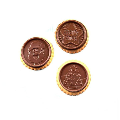 CKC02 COOKIE XMAS MOULD SILIKOMART