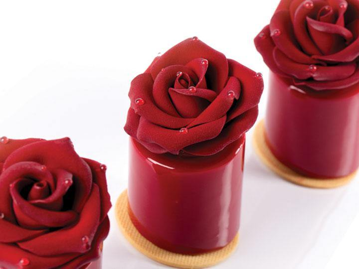 CHOCOLATE SIGNATURE ROSE DOBLA