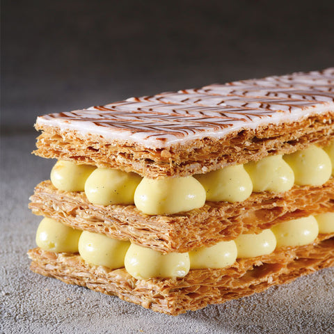 CREME PATISSIERE TRADITIONAL DGF