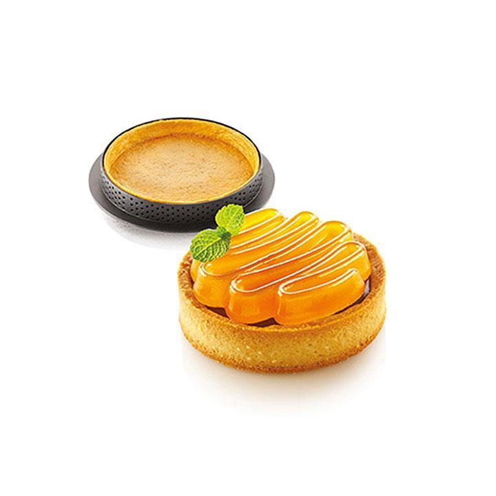KIT TARTE RING HONORE Ø80 SILIKOMART
