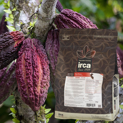 SINGLE-ORIGIN CHOCOLATE DARK PERU 70% (40/42) IRCA