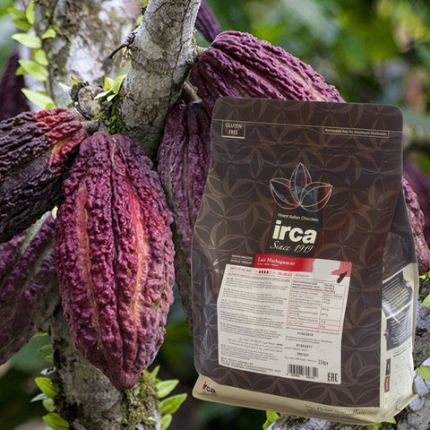 SINGLE-ORIGIN CHOCOLATE MILK MADAGASCAR 38% (36/38) IRCA