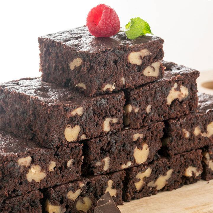 AMERICAN BROWNIE DOUBLE CHOCOLATE IRCA
