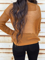 Helena Knit Top