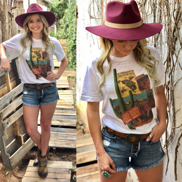 Yee Haw Graphic Tee