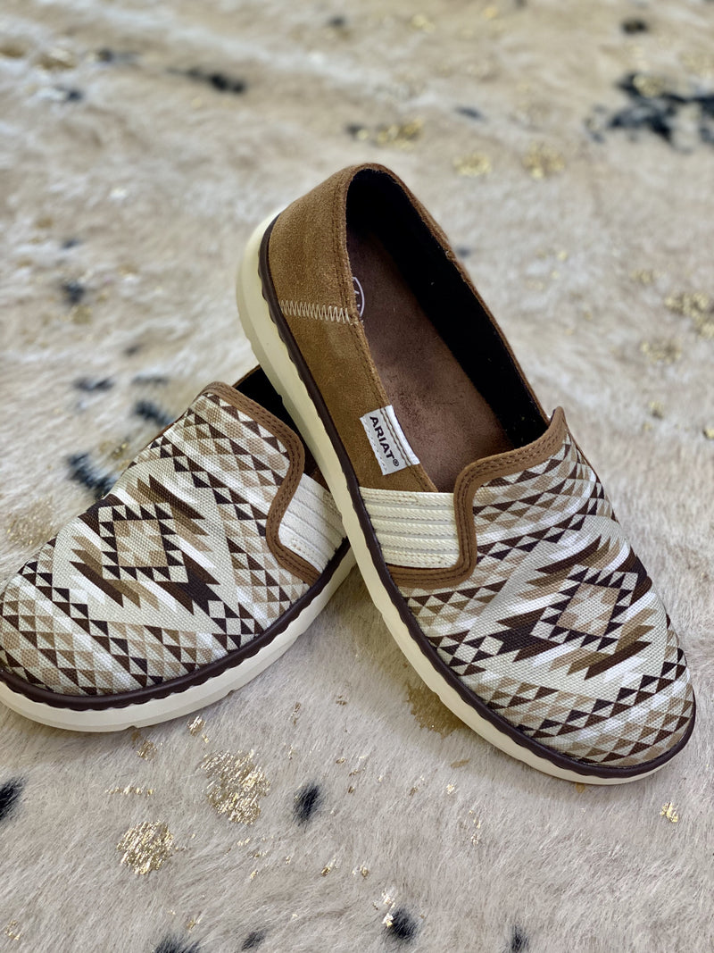 Ariat Ryder Aztec Shoes
