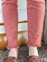 Dear John Terracotta Skinnies