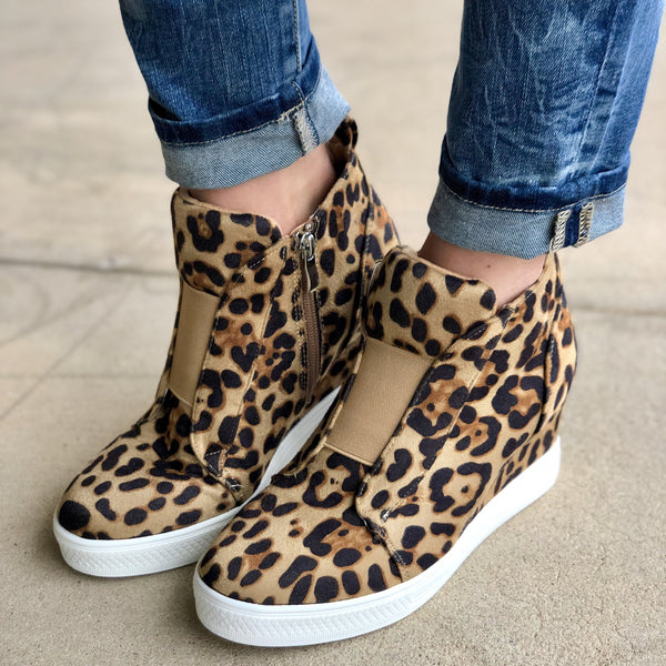 Rebel Sneaker Wedge