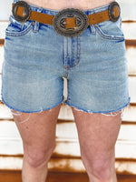 Dear John Gigi Aurburn Shorts