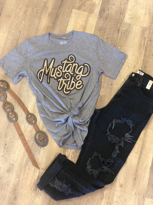 Mustang Tribe- Tee