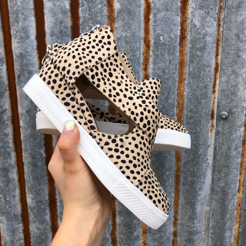 Melody Cheetah Sneaks