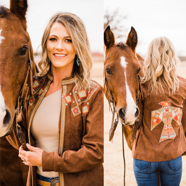 Cherokee Bill Western Jacket
