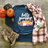 Hello Pumpkin- Long Sleeve