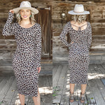 Janzen Leopard Dress