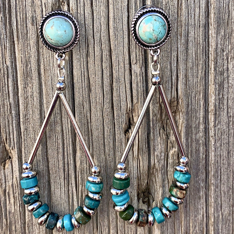 Kensly Beaded Earrings