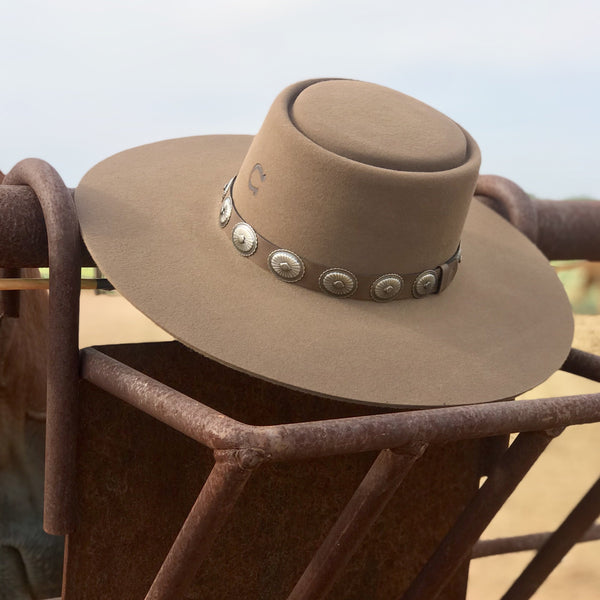 Charlie One Horse High Desert Hat