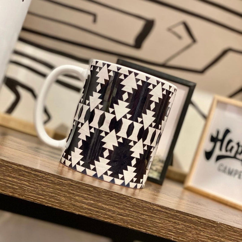 Aztec Dream Coffee Mug Set Of Two
