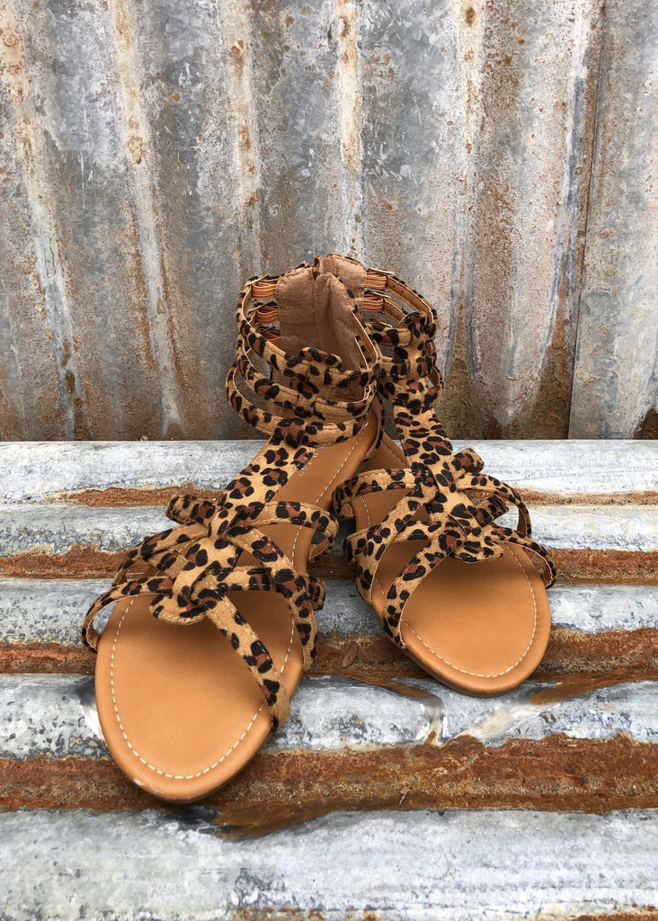The Safari Sandal