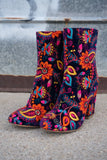 Flower Power Boot