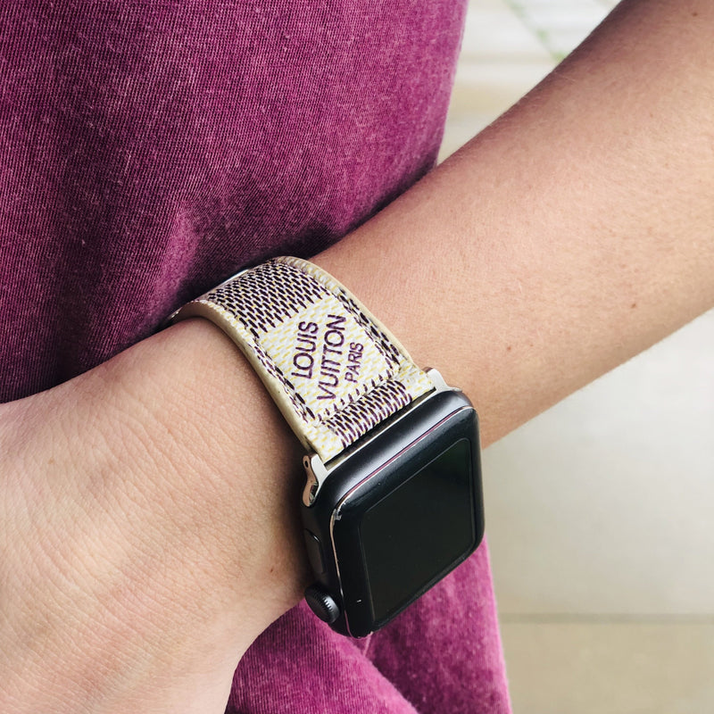Paris LV Watch Band (38mm)