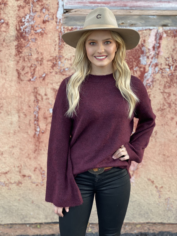 Sangria Sweater