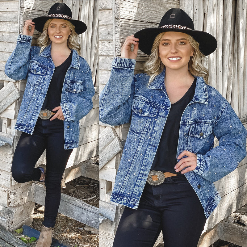 Rae Lynn Denim Jacket
