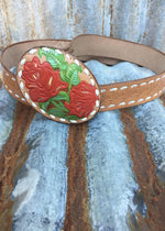 McIntire Rebel Rose Belt