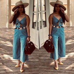 Ranae Denim Jumpsuit
