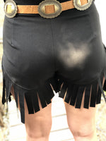 Tucson Black Shorts