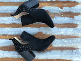 Lewis Studded Booties