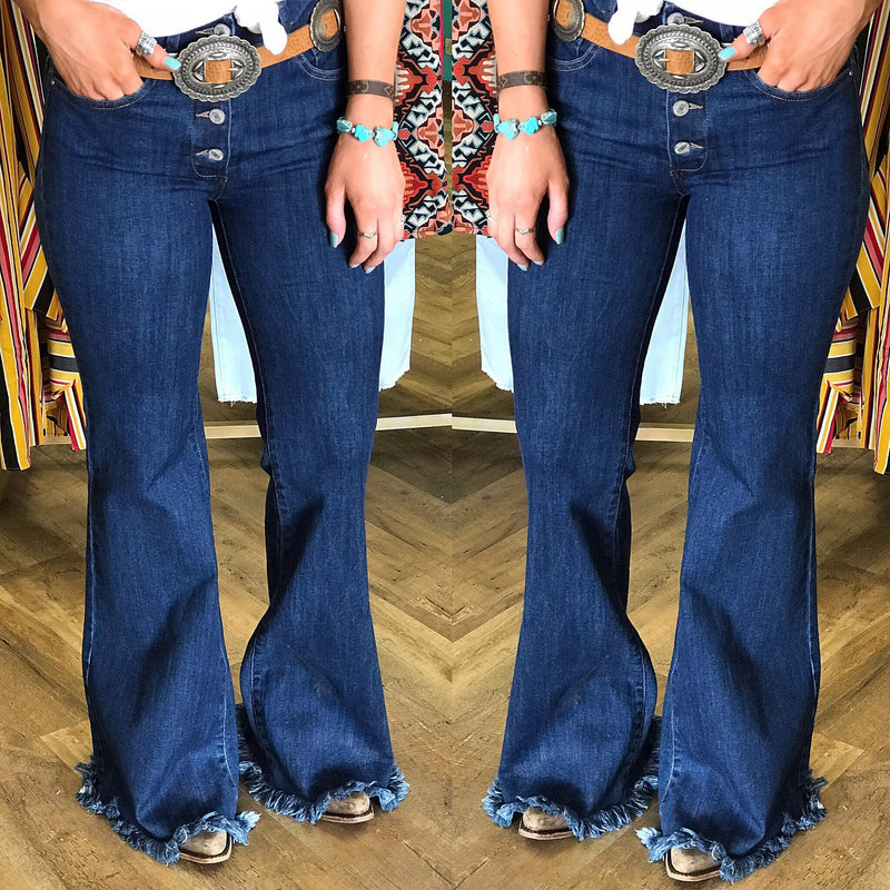 Lucky Denim Flares