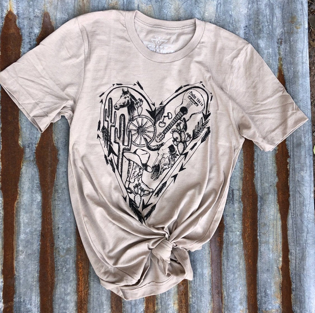 Good Hearted Women Tee