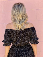 Reese Polka Dot Dress
