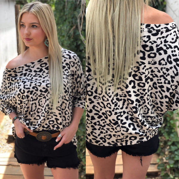 Leopard Boat Top