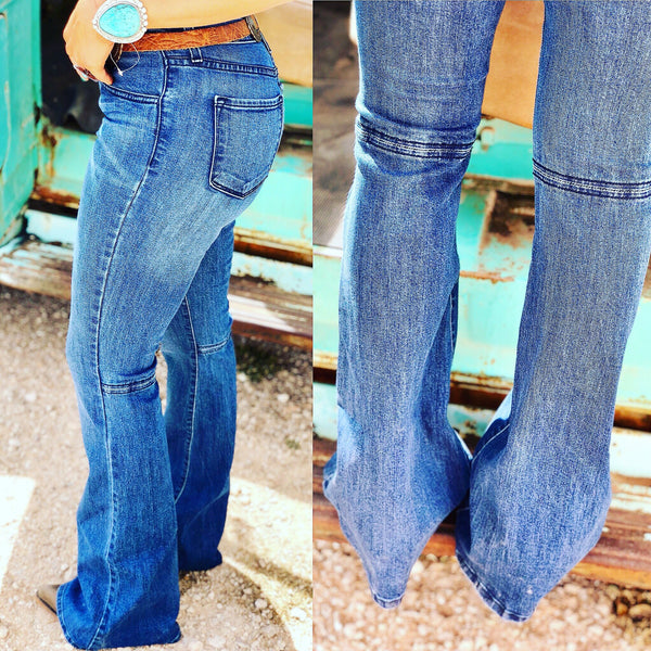 Carrie Vintage Flares