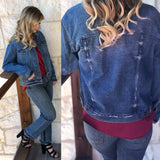 Tiffany Anne Denim Jacket