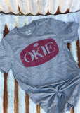 Okie Born & Raised Tee