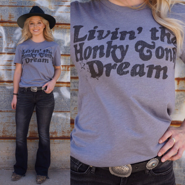 Honky Tonk Dream Tee