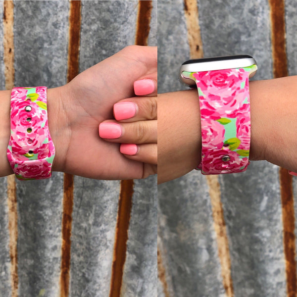 Rose Watchband