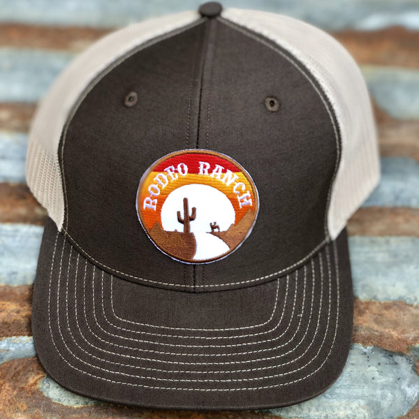 Rodeo Ranch Out West Hat