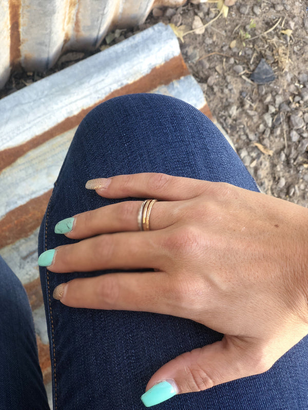 Riley Stacked Ring