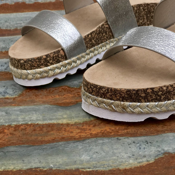 Double Play Sandals