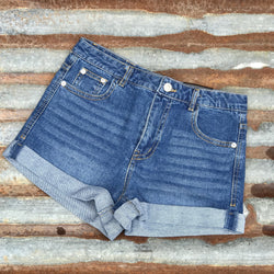 Suz Denim Shorts
