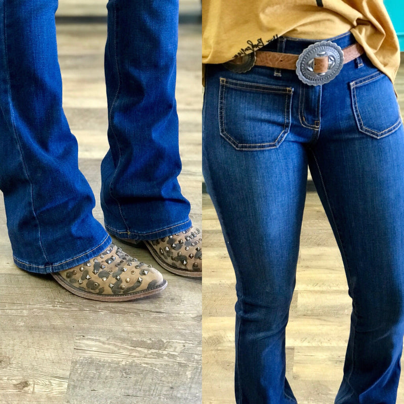 Mississippi Bootcut Jeans