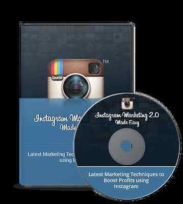 Instagram Marketing Video Training