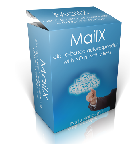 Cloud Based Autoresponder- MailX