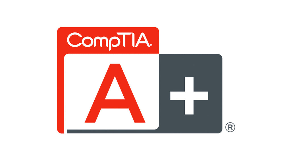 CompTIA A+ (800 Series 220-801 or JK0-801 and 220-802 or JK0-802)
