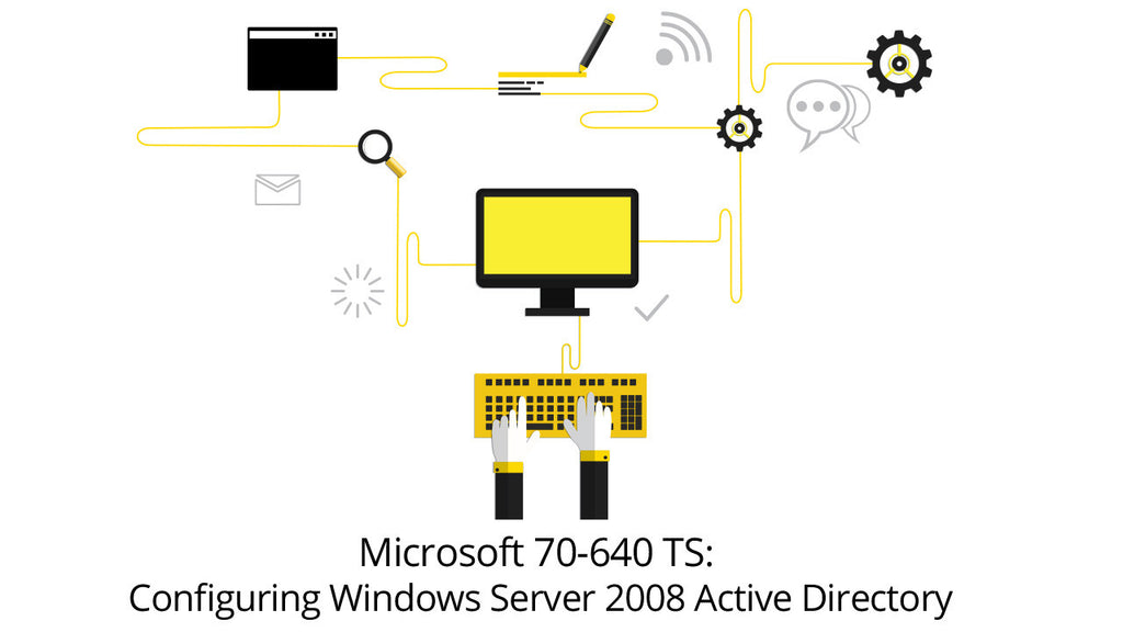 Microsoft 70-640 TS: Windows Server 2008 Active Directory, Configuring